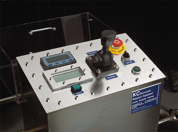 25 KW Hydraulic winch, KC Denmark · Oceanography · Limnology