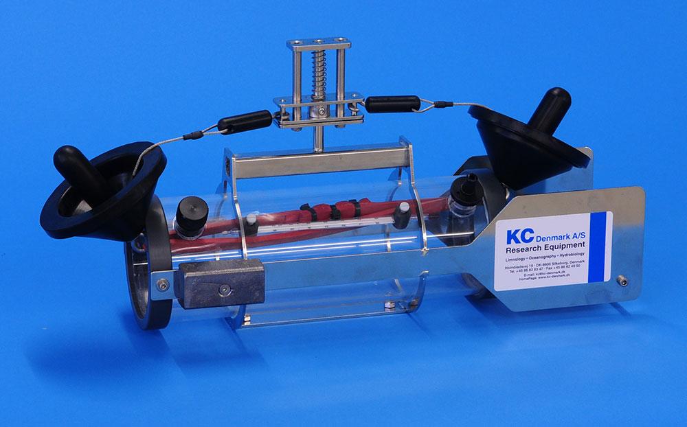 van dorn water sampler, kc denmark � oceanography tools and methods gettin wiki with it