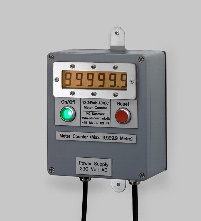 Digital Wire Length Counter | Digital Meter Counter Kc Denmark Oceanography Limnology