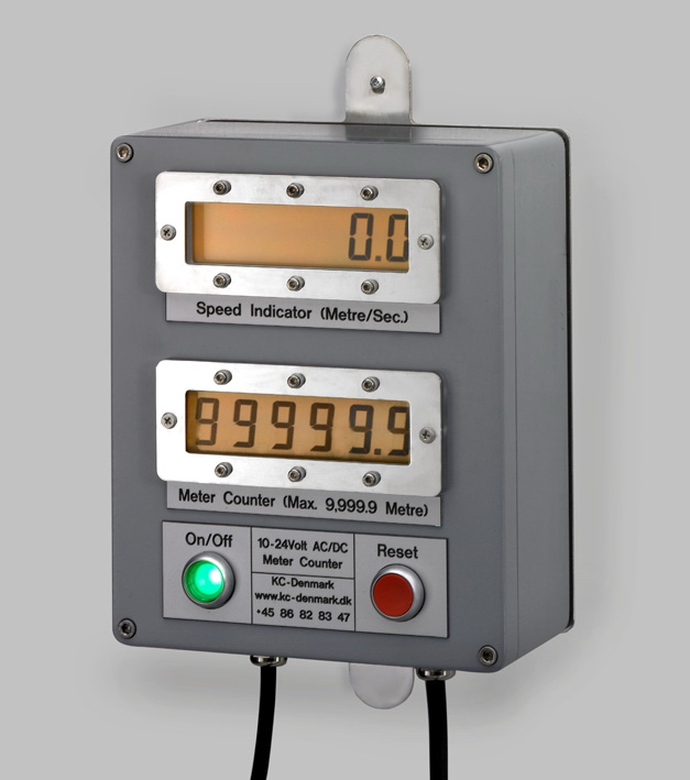 Digital Electric Meter : Digital meter counter kc denmark · oceanography